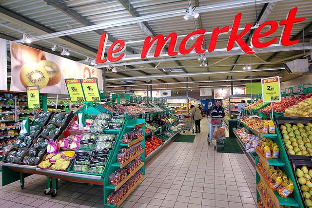 France_supermarket