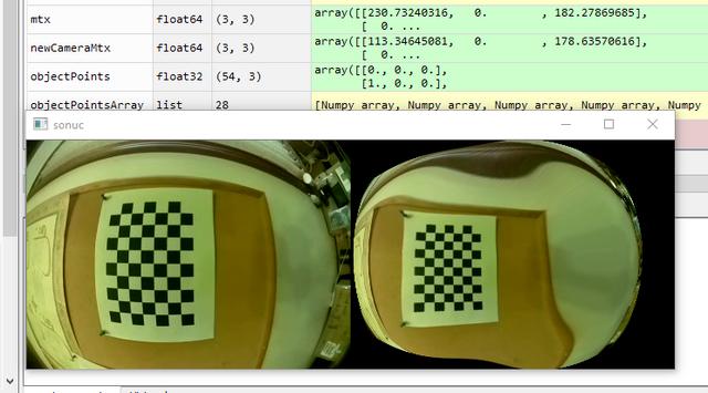 RaspiCam fisheye calibration with OpenCV - Stack Overflow