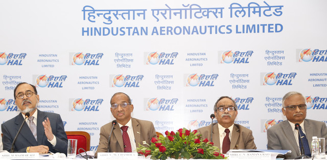 Hindustan Aeronautics Ltd