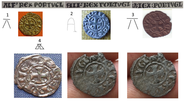 Afonso IV comparativo