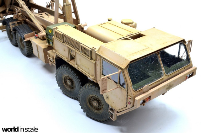 Terminal High Altitude Area Defence (THAAD) - 1/35 by Trumpeter DSC_3174_1024x678