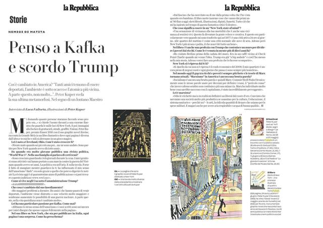 2018 05 20 La Repubblica Tavola disegno 1