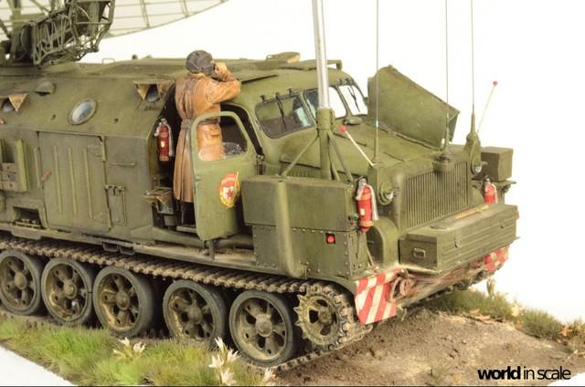 "P-40 ""Longtrack""-Radar - 1:35 v. Panzershop, Trumpeter, Friul, ... 8"