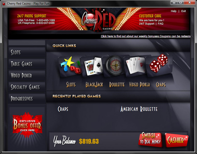 No Download Flash Online Casinos Accepting US Players