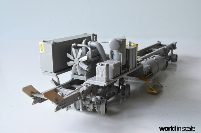 Terminal High Altitude Area Defence (THAAD) - 1/35 by Trumpeter DSC_2837