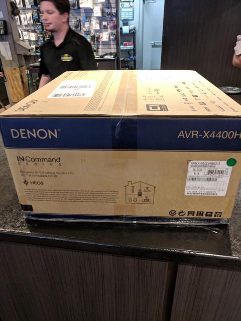 Gibbys Electronic Supermarket] Denon AVR-X4400H $999