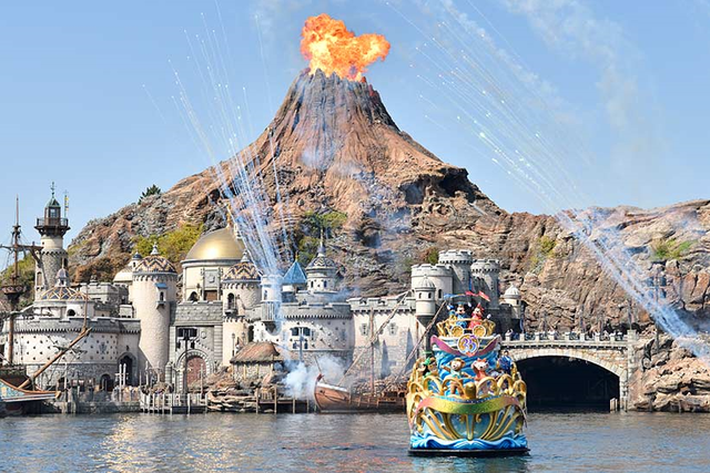 [Tokyo Disney Resort] 35th Anniversary : Happiest Celebration ! (du 15 avril 2018 au 25 mars 2019) - Page 3 W813