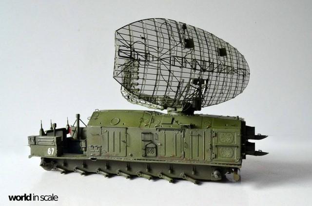 "P-40 ""Longtrack""-Radar - 1:35 v. Trumpeter, Panzershop, ... 26850432_978177699016412_8422945197672724709_o"