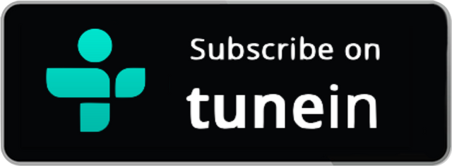 Subscribe on TuneIn