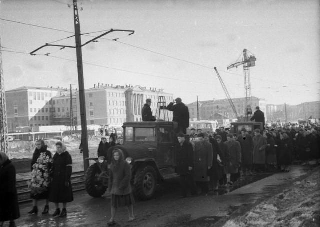 Dyatlov pass funerals 9 march 1959 12