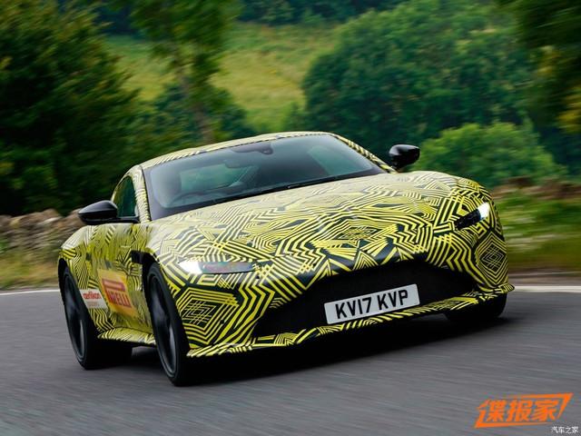 2017 - [Aston Martin] Vantage AS2