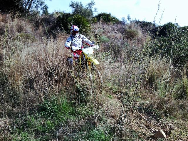 Trail extremo a Ojen Foto5536