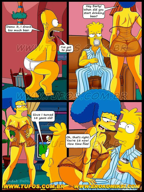 The_Simpsons_Football_and_Beer_Part_1_3