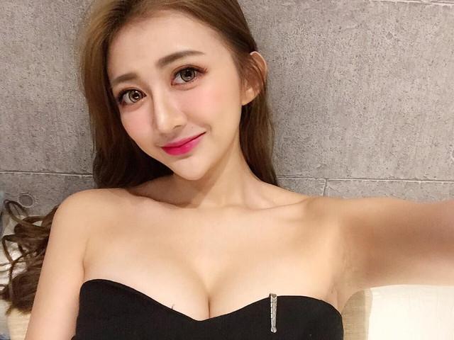 國光女神性感深V真空禮服辣翻全場!Wendy_溫蒂