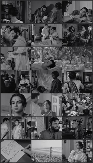 Charulata (1964) - screenshots