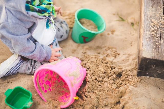 igre u pesku za decu