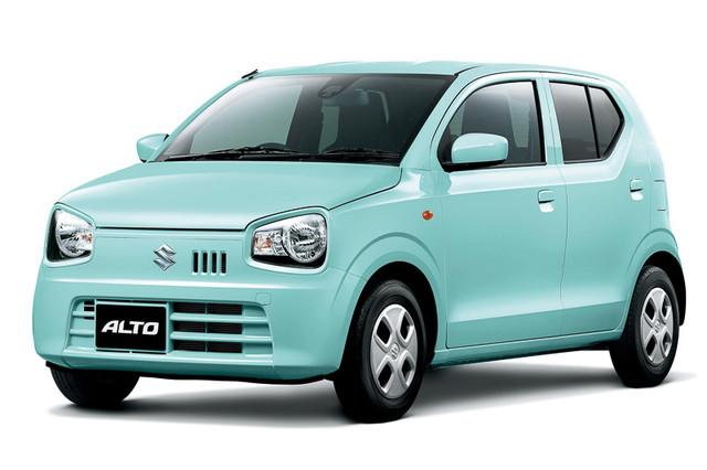 2019 Suzuki Alto