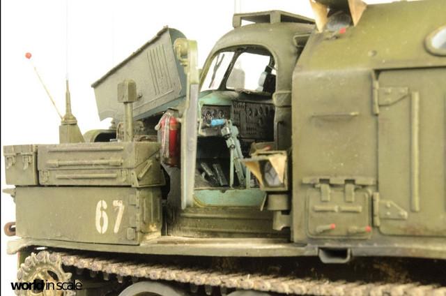 "P-40 ""Longtrack""-Radar - 1:35 v. Panzershop, Trumpeter, Friul, ... 7"