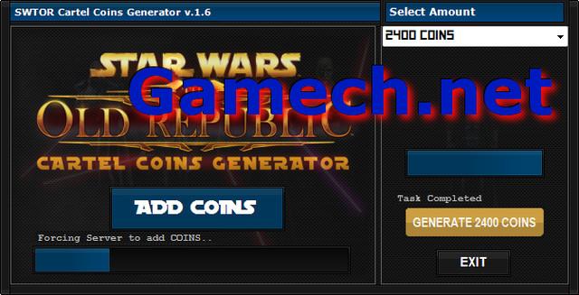 SWTOR_Cartel_Coins_Generator