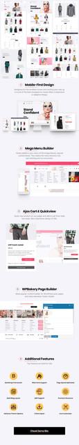 Olla ~ Modern WooCommerce WordPress Theme - 1
