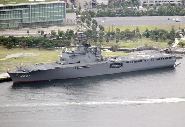 Diseño Portahelos LHD - Fabricante Mitsui - multiroles, misiones, equipos y diseños Japanship_osumi_lst4001_japan