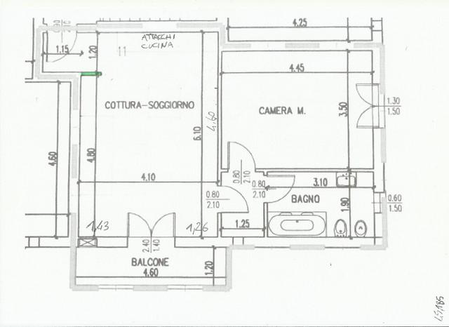 Forum Arredamento.it • Cucina soggiorno di circa 25 mq