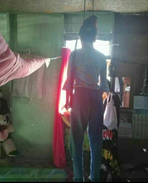 Gadis SMK TikTokers di Kalsel gantung diri