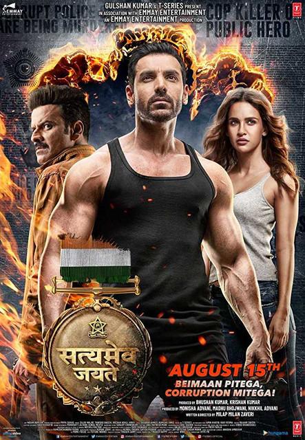 Satyameva Jayate 2018 PRE-DVDRip Hindi 700mb