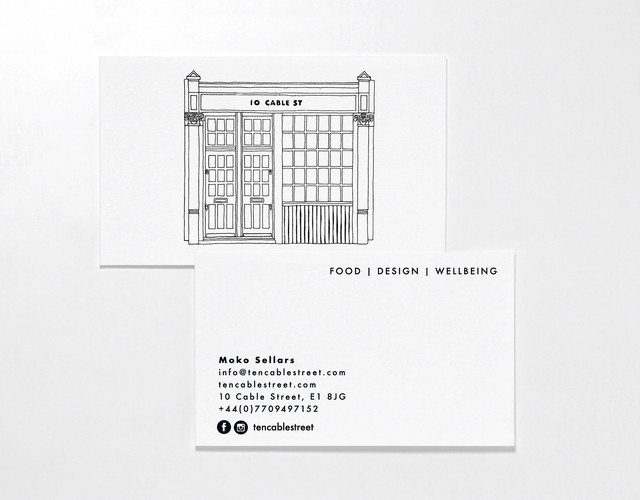 businesscard visual