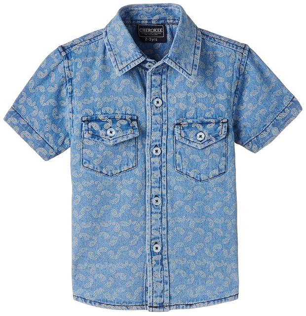 Cherokee Boys Shirt