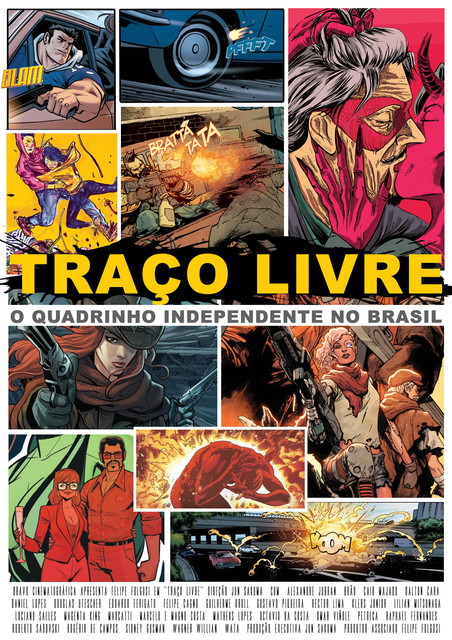 Traco_Livre_Poster