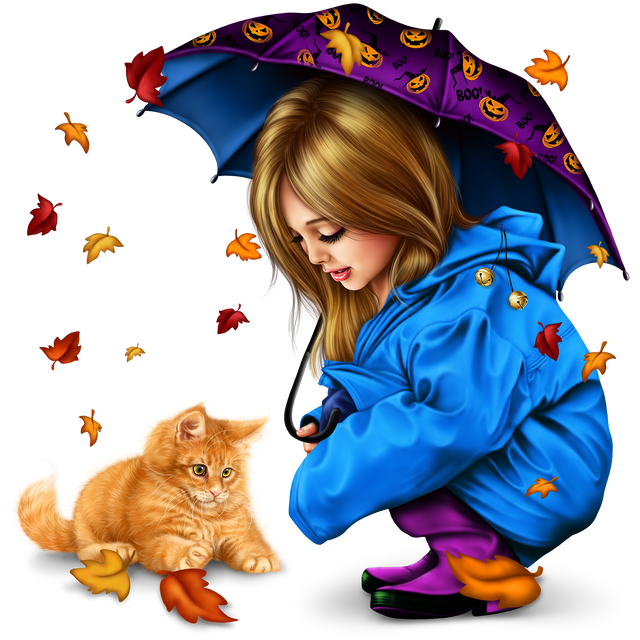 little-girl-in-raincoat-with-a-kitty-png-24080a1eb384da4d01.png