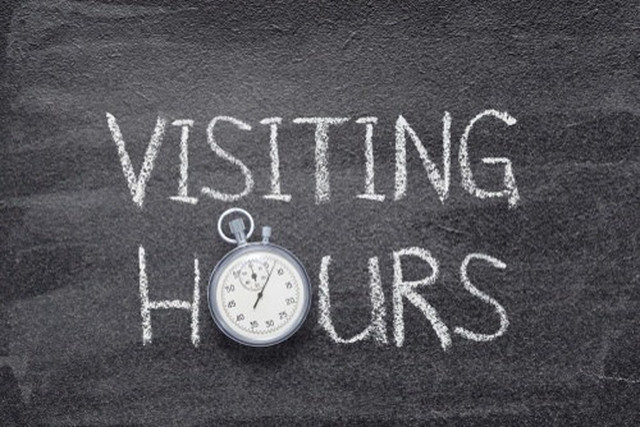 Needing to visit an inmate? Here is everything you need to know on how to find visiting hours and to have a successful visit!