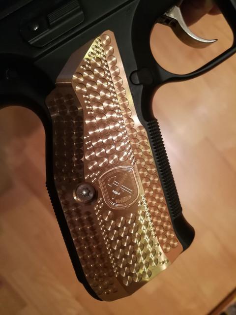 M Arms brass 2