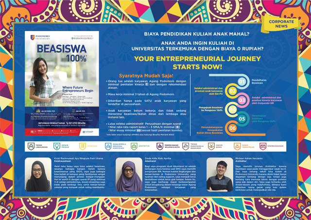 Rev1 Flow Beasiswa Anak Karyawan for APHRIS
