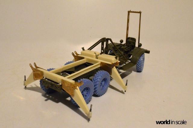 ZIL-157 + Bleichert-Crane - 1:35 by Trumpeter, ... 25488359_960244600809722_1841058519416547926_o