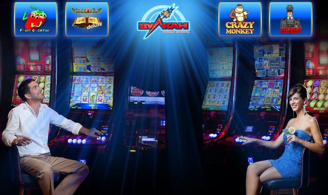 ТОП-3 слота в казино Вулкан на которых можно сорвать джекпот