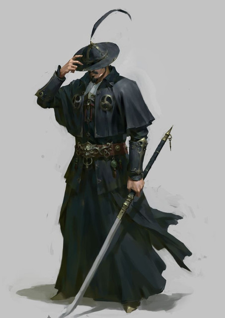2 Witch Hunter Mage Hunter