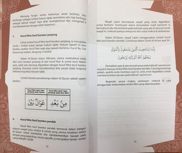 Tips Teknik Mudah Kuasai Tajwid Al Quran