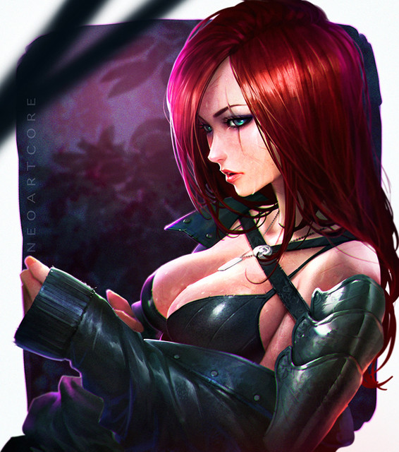 The Daughter of the Thunder | Emma Schröder ID Katarina