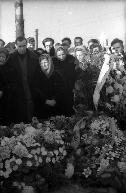 Dyatlov pass funerals 9 march 1959 28
