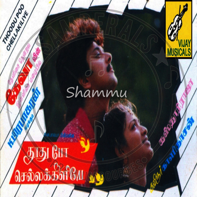 Thoodhu Po Chellakiliye (1990) [Digital] [Vijay Musicals] - FLAC / WAV / Lossless Songs