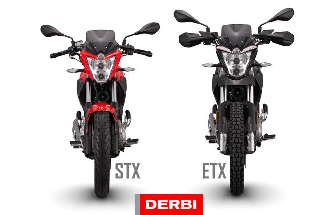 Derbi ETX 2018 150