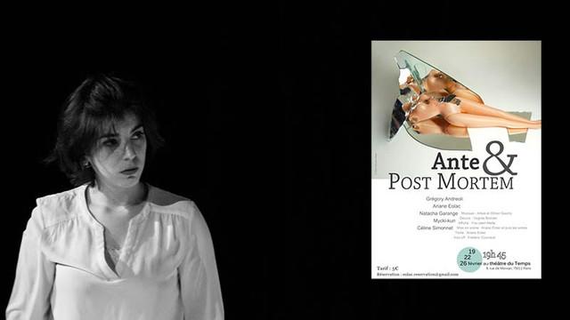Ante & Postmortem (Théâtre)
