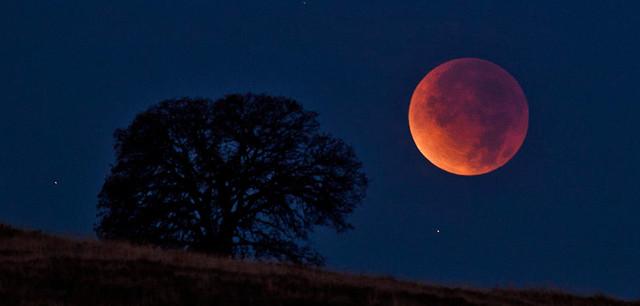 Popolni lunin mrk 2015