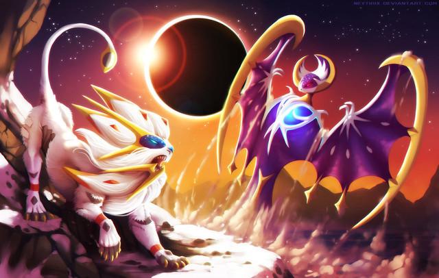 Nuevo y Mejorado taller de MeGustaElAnime - Página 31 Sun-vs-moon-pokemon-fanart-by-neytirix-daqd8lr