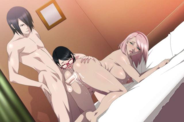 2353720_Naruto_Sakura_Haruno_Sarada_Uchiha_Sasuke_Uchiha