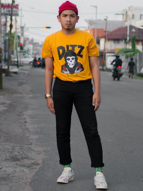 √ DITZ BRND - 1# Jual Kaos Distro Murah Merk Lokal Indonesia