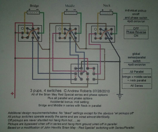 [DHAV_9290]  3 Jag PUs w/ series/parallel and in/out of phase | GuitarNutz 2 | Global Guitar Wiring Diagram |  | Guitar Nuts 2 - ProBoards