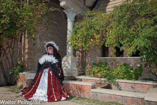 Vampire Minstrel Nadezdha A Zacharina Rosa di San Pietroburgo version
